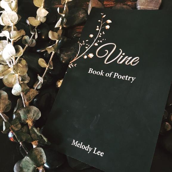 vine book of poetry mlpj